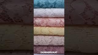 Video Brokat Brukat Kebaya Corded Lace C5 Series download MP3, 3GP, MP4, WEBM, AVI, FLV Juli 2018