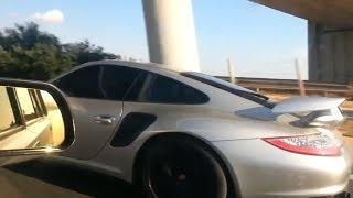 Боже, да это «Ведро» тюнинговали в небесах! ВАЗ vs Porsche 911