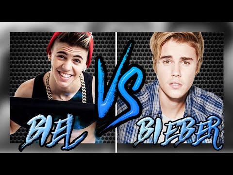 BATALHA DE DIVOS - Biel VS Justin Bieber