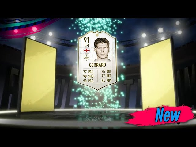 FIFA 19 Pack opening animation - NEW Official Walkout Animation