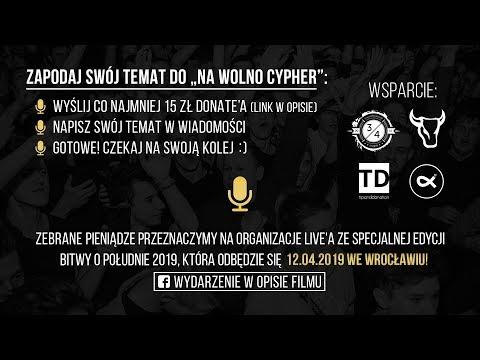 MIKSER, KSIĄDZ ADAM BILSKI, PUEBLOS / Na Wolno Cypher #2