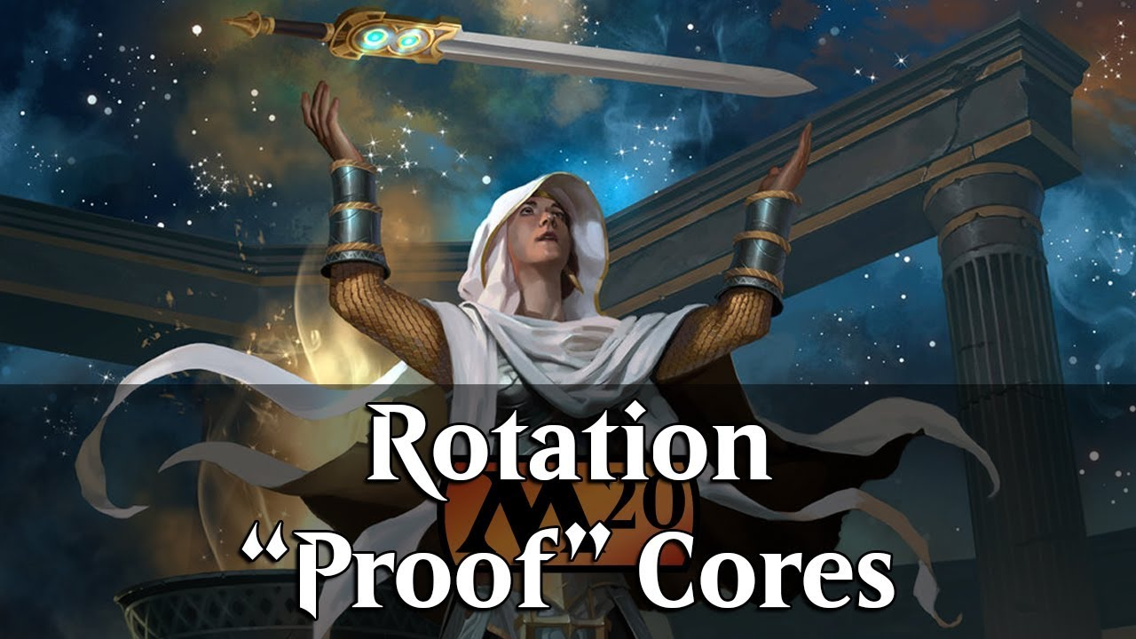 MTG Arena M20 | Deck Cores That Survive Rotation [NextProof]