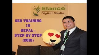 SEO Training in Nepal: Step by Step to get Rank #1 in GOOGLE (2019) Fast !