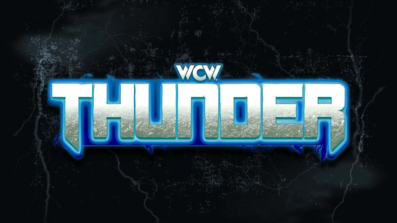 Logo Creation - WCW Thunder