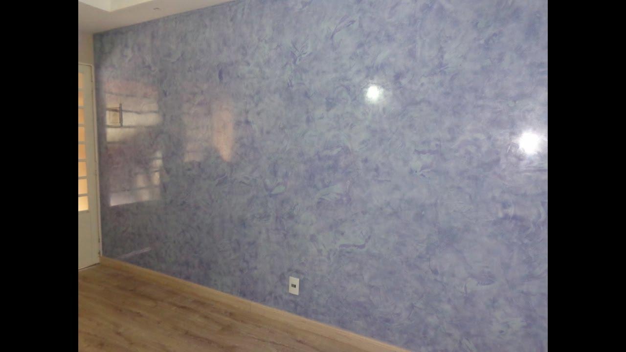Efeito m rmore mesclado suvinil youtube for Pintura decorativa efeito marmore