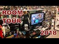 Room Tour 2018 (Video games, anime, toys and more)