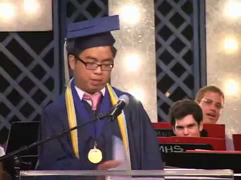 Worst High School Graduation Speech Ever! - Youtube