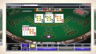 Online 3 Card Poker Review