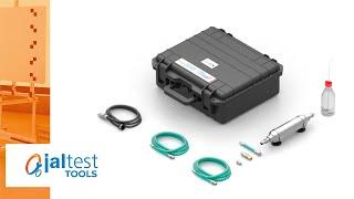 JALTEST TOOLS | (ES) Desembalaje y montaje del kit para limpieza del módulo AdBlue/DEF (50105118)