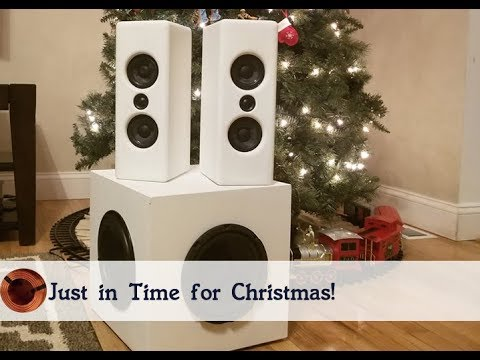 The Reveal - Micro Bookshelf Speaker with Subwoofer