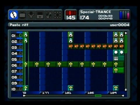 3 SONGS - TRANCE - MUSIC 2000 (PS1) - (Program)