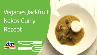 Vegetarisches Jackfruit-Curry
