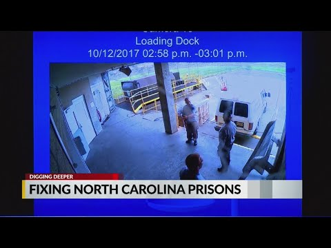 Fixing North Carolina Prisons