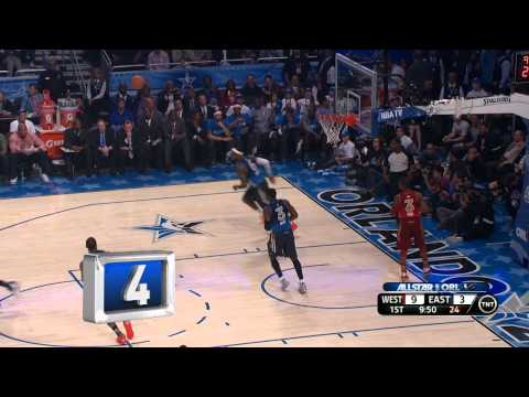 2012 All-Star Game Top 10 Plays