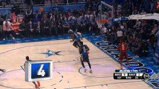 2012 All-Star Game Top 10 Plays(Check out the 10 best plays from the 2012 NBA All-Star game. Visit http://www.nba.com/video for more highlights., 2012-02-27T07:44:37.000Z)