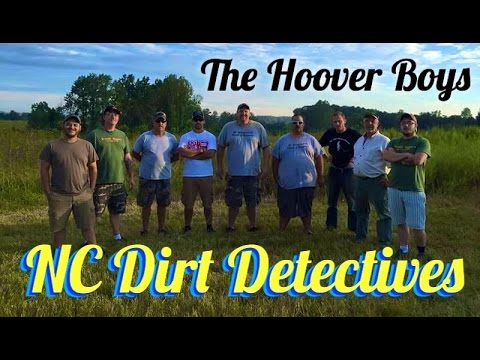 Civil War Relics Saved with Metal Detector | NC Dirt Detectives