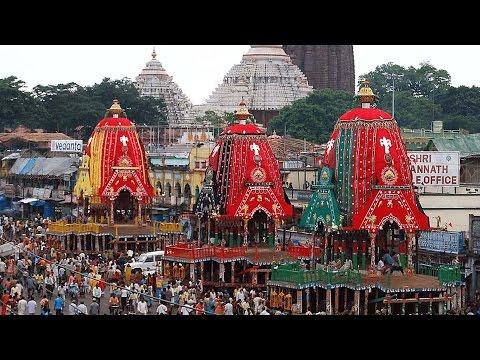 Jaggannath Rath Yatra LIVE : Yatra In Puri