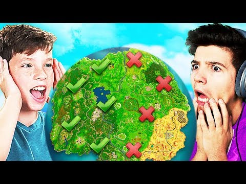 FORTNITE *NEVER* PLAY THIS CHALLENGE vs YOUR LITTLE BROTHER!
