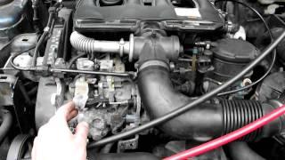Problème moteur 306 diesel