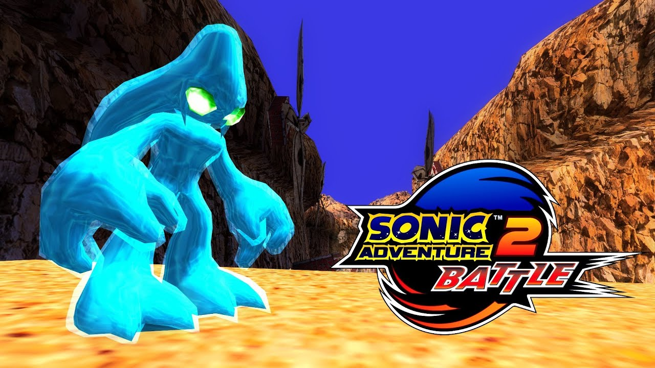 Sonic Adventure 2: Battle - Wild Canyon - Chaos 0 [REAL ...  Sonic Adventure...
