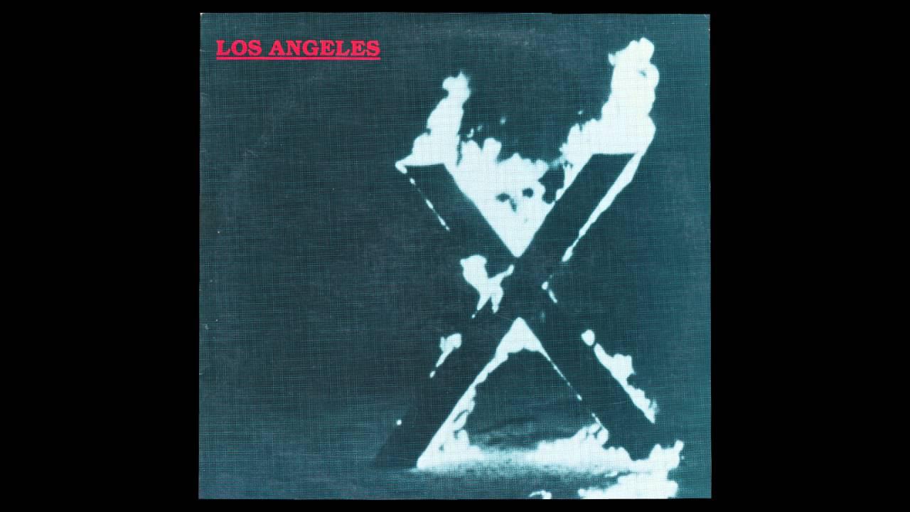 Soul Kitchen, Nausea, Sugarlight — X - Los Angeles (1980) - YouTube