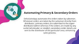FMCG Sales Force Automation Software, GPS Filed Salesman Tracking Software - Delta Sales App