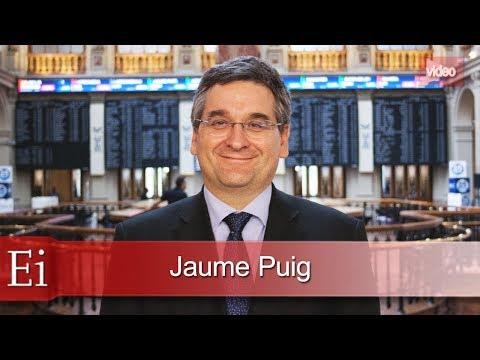 """Jaume Puig """"El sector del turismo global es capaz de""""...en Estrategiastv (28.02.18) Fndos"""