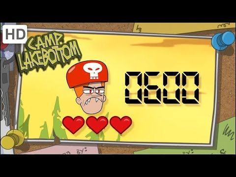 Camp Lakebottom - 121B - Game Over (HD - Full Episode) |