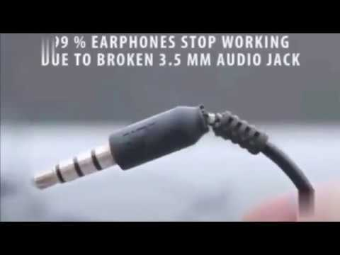 how to fix a broken headphone audio jack youtube. Black Bedroom Furniture Sets. Home Design Ideas