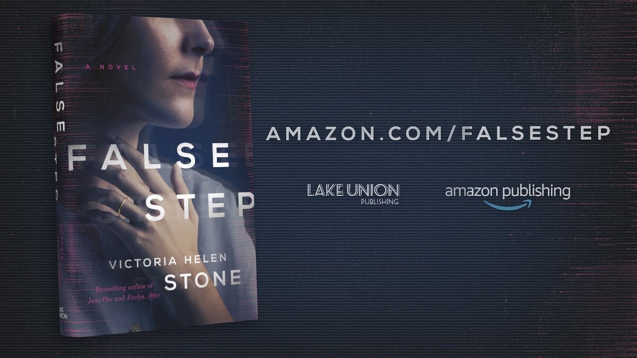 False Step by Victoria Helen Stone | Official Book Trailer
