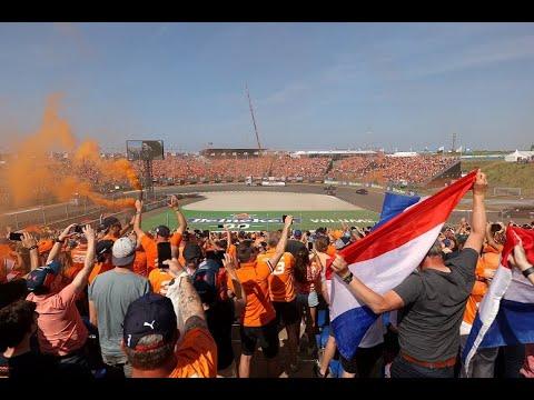F1荷蘭大賽 Zandvoort 最佳車手獎 & 苦瓜獎