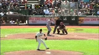 Josh Reddick 2012 Highlights (Through All Star Break)