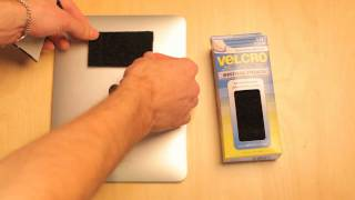 The iPad and Velcro, a Match Made in Heaven [HD]