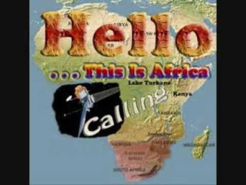 Eddy Grant -  Hello Africa