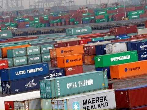 USA trade deficit rises to near six year high on record imports but not that much exports