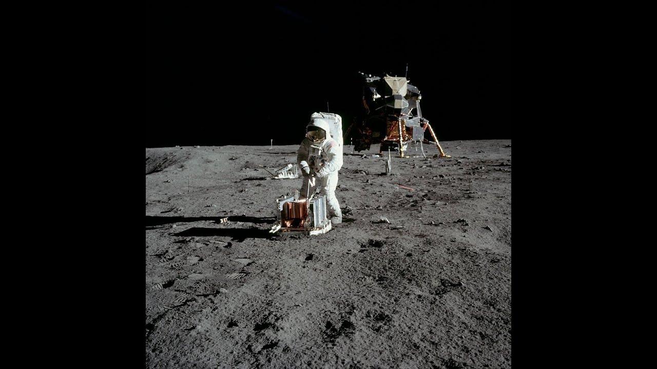 ¿Qué experimentos se hicieron en la Luna? - Misión Apolo 11