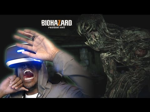 SCREAMING FOR MY LIFE || Resident Evil 7 Midnight [PlayStation VR]