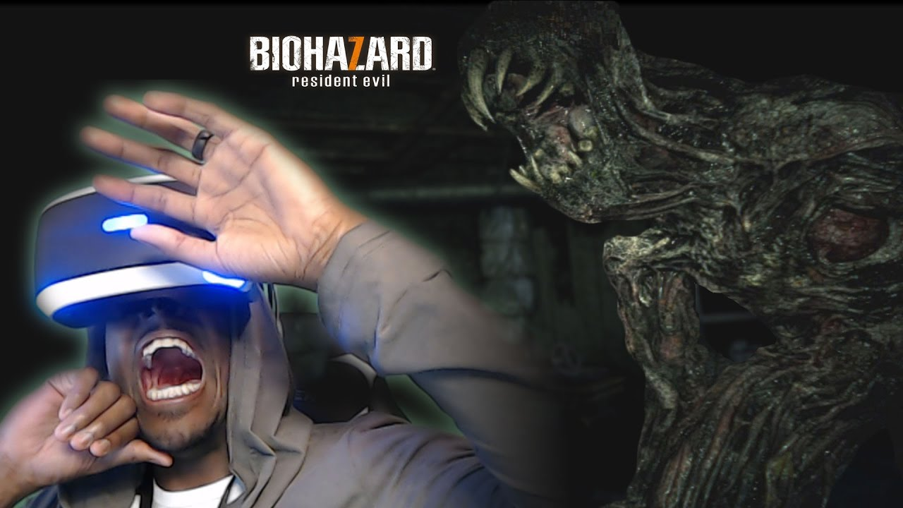 Screaming For My Life Resident Evil 7 Midnight Playstation Vr