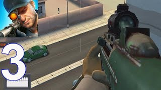 Sniper 3D Assassin: Shoot to Kill - Gameplay Walkthrough Part 3 - Region 1 (iOS, Android)