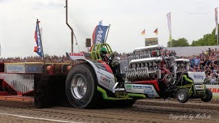 Heavy Modified Tractor Pulling Euro Cup Füchtorf 2018 by MrJo