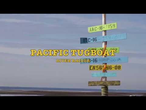 PACIFIC tugboat RIVER RAIDER 2016