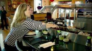 Sushi Boat Buffet - Fortuna Ca
