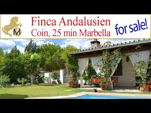 S'OLD: Finca, country home, Coin, Guaro, Marbella, Malaga, Costa del Sol zu verkaufen