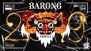 BARONG FAMILY REWIND 2019 HAPPY NEW YEAR 2020 67 TRACK MASTHO