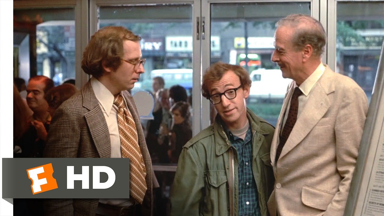 Annie Hall 3 12 Movie Clip If Life Were Only Like This 1977 Hd