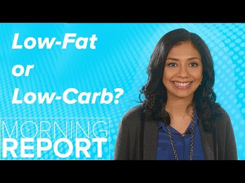 Low-Fat or Low-Carb Diet-Which Is Better for Weight Loss? | Morning Report