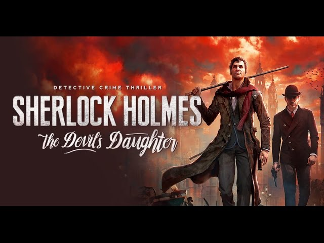 Série Sherlock Holmes The Devils Daughter