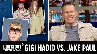 Gigi Hadid Defends Zayn Malik After Jake Paul Tweet - Lights Out with David Spade