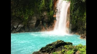 Rio Celeste   Tenorio National park