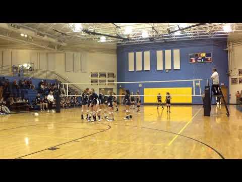 Shady Spring Middle School Varsity 2018 Match 10